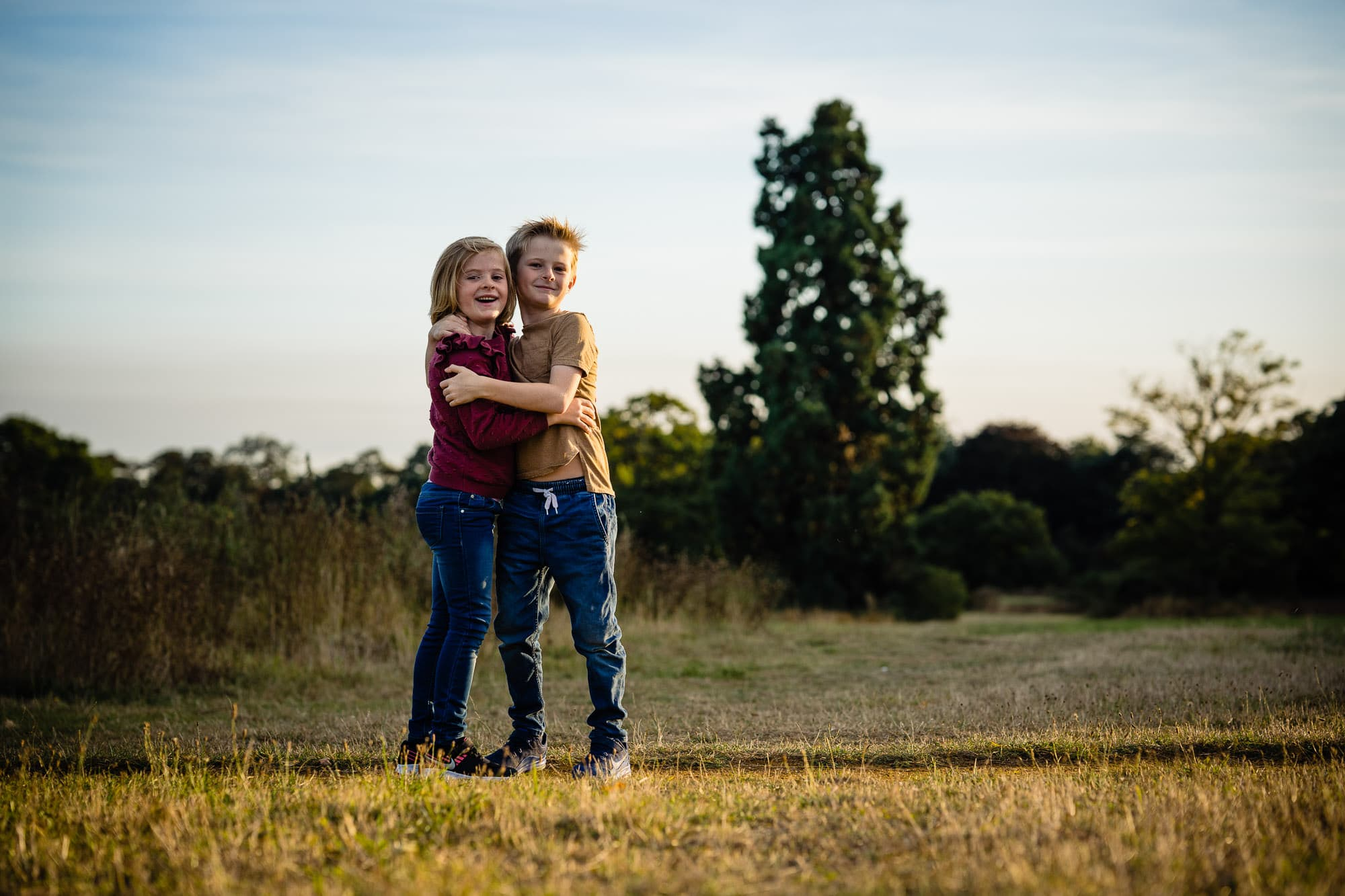 J & J | Family Photoshoot in Catton Park 4
