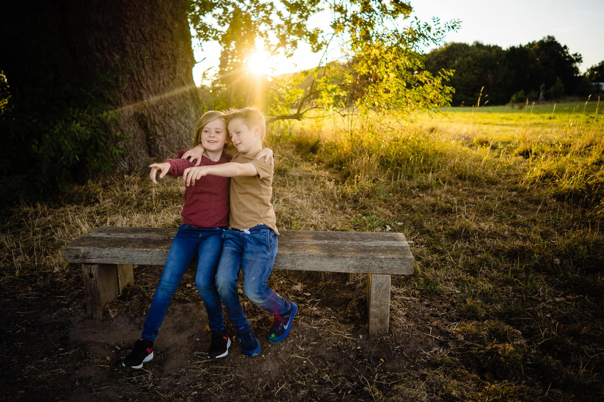 J & J | Family Photoshoot in Catton Park 8