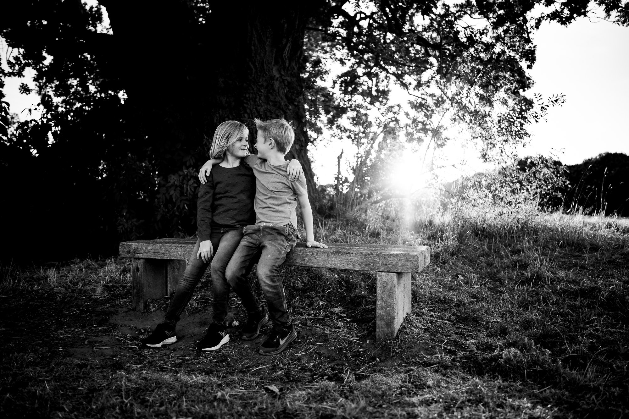 J & J | Family Photoshoot in Catton Park 9